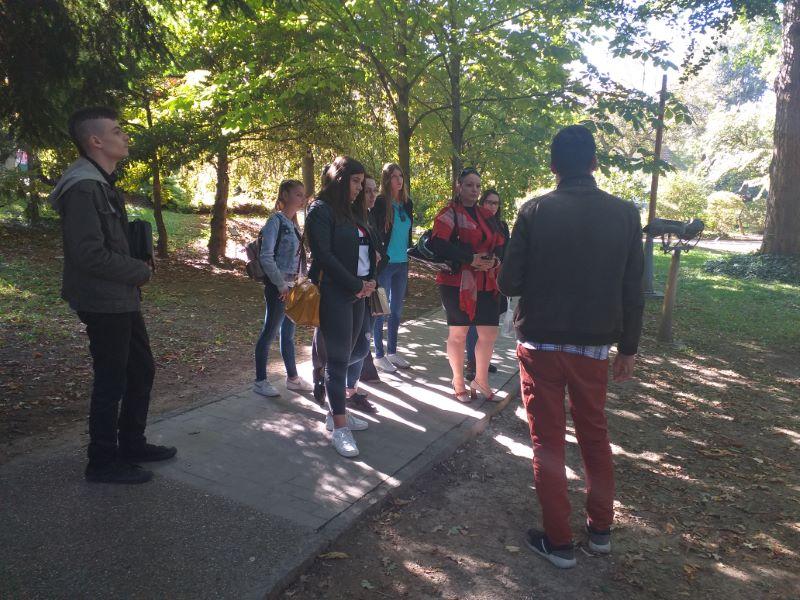 """Studijska poseta – Botanička bašta """"Jevremovac"""""""