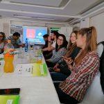 """Studentska poseta cementari CRH u Paraćinu i učešće na okruglom stolu """"Karavan zelene ekonomije"""""""