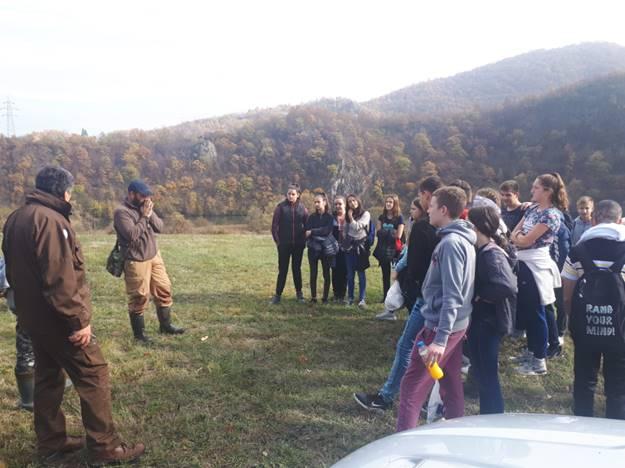 Футура организује орнитолошки камп у ПИО Овчарско-кабларска клисура