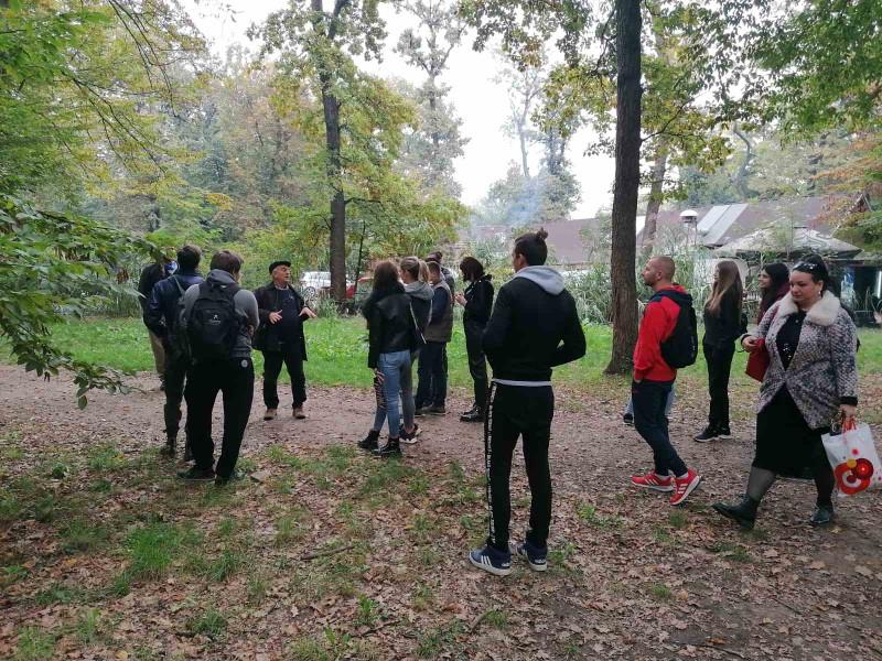 Студијска посета – Споменик природе Бојчинска шума
